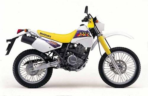 suzuki dr250 dr350 1990 1994 workshop service repair manual downl rh tradebit com 1993 Dr 250 Suzuki Suzuki Dr 350