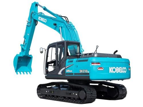 Kobelco SK210LC-8