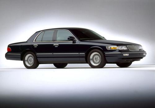 Mercury Grand Marquis 1992
