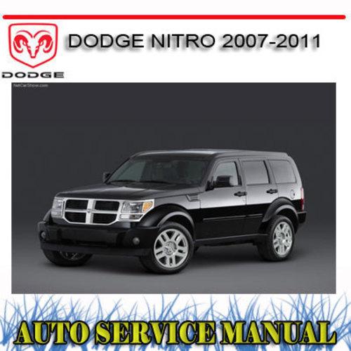 Dodge Nitro V6 2007