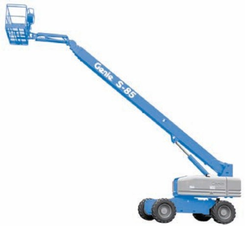 Pay for GENIE S-80 S-85  S80X BOOM LIFT WORKSHOP SERVICE MANUAL