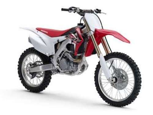 Honda Crf450r 2002  Bike Workshop Repair Service Manual