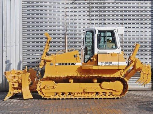 Liebherr Pr 712 722 732 742 752 Tractor Workshop Manual