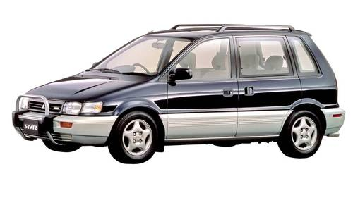 Mitsubishi Rvr Runner Wagon 1991