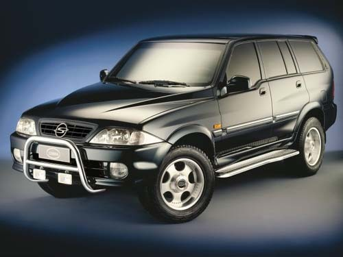 Pay for SSANGYONG MUSSO 1998-2010 WORKSHOP SERVICE REPAIR MANUAL