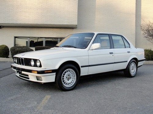 Pay for BMW 3 SERIES E30 1984-1990 WORKSHOP REPAIR SERVICE MANUAL
