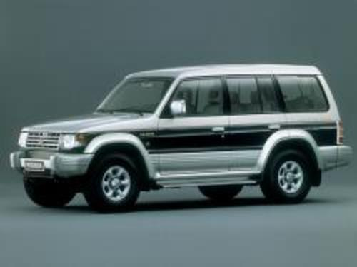 Pay for MITSUBISHI PAJERO NJ 1993-1996 WORKSHOP SERVICE MANUAL