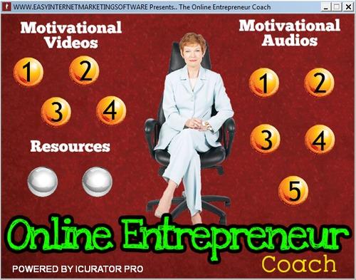 Pay for Online Entrepreneur Coach Software