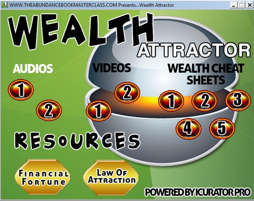 Pay for Wealth Attractor Software