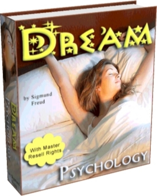Pay for Dream Psychology from Dr. Sigmund Freud