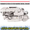 Thumbnail YANMAR 6CX530 6CX-530 MARINE DIESEL ENGINE WORKSHOP MANUAL