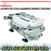 Thumbnail YANMAR 6CXM GTE GTE2 MARINE DIESEL ENGINE WORKSHOP MANUAL