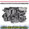 Thumbnail YANMAR 6LP DTE-P STE-P DTZE-P STZE-P ENGINE SERVICE MANUAL