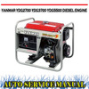 Thumbnail YANMAR YDG2700 YDG3700 YDG5500 DIESEL ENGINE WORKSHOP MANUAL