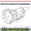 Thumbnail BTR 93 97LE FORD AUTO TRANSMISSION SERVICE REPAIR MANUAL