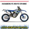 Thumbnail HUSABERG FE 450 FE 570 BIKE 2009-2012 WORKSHOP MANUAL