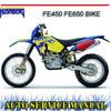 Thumbnail HUSABERG FE450 FE650 BIKE REPAIR SERVICE MANUAL