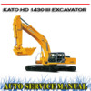 Thumbnail KATO HD 1430 III HYDRAULIC EXCAVATOR WORKSHOP SERVICE MANUAL