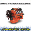 Thumbnail SCANIA DC16 & DI16 DC DI 16 DIESEL ENGINE WORKSHOP MANUAL