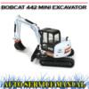 Thumbnail BOBCAT 442 MINI EXCAVATOR WORKSHOP SERVICE REPAIR MANUAL