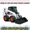 Thumbnail BOBCAT 450 453 SKID STEER LOADER WITH BICS WORKSHOP MANUAL