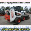 Thumbnail BOBCAT 853 853H SKID STEER LOADER WORKSHOP SERVICE MANUAL
