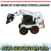 Thumbnail BOBCAT S185 SKID STEER LOADER WORKSHOP SERVICE REPAIR MANUAL