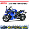 Thumbnail YAMAHA FZ6R 2009 ONWARD BIKE WORKSHOP SERVICE REPAIR MANUAL