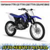 Thumbnail YAMAHA TTR125 TT-R125E TT-R125LWE BIKE WORKSHOP MANUAL