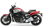 Thumbnail YAMAHA VMAX VMX 1700 2009-2014 CRUISER BIKE WORKSHOP MANUAL