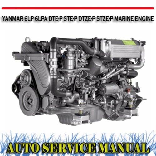 Marines | yanmar service repair workshop manuals.