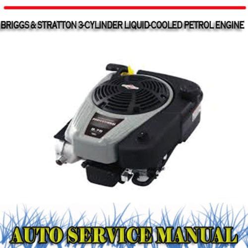 briggs stratton service manual free download