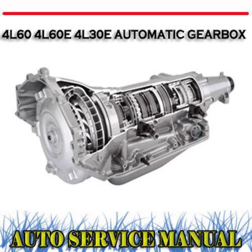 Vn Vr Vs Vt Vx Vy 4l60 4l60e 4l30e Gearbox Workshop Manual