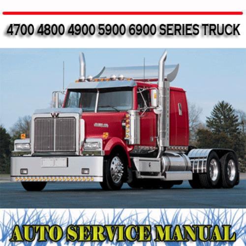 western star 4700 4800 4900 5900 6900 truck workshop manual down rh tradebit com