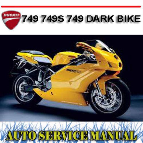 ducati 749 749s 749 dark bike workshop service repair manual down rh tradebit com Ducati Riding Gear 2006 Ducati 749