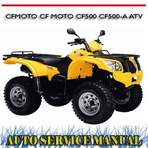 cf moto 500 wiring diagram cfmoto cf moto cf500 cf500-a atv workshop service manual ...