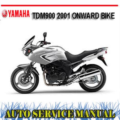 Yamaha Tdm 900 Wiring Diagram