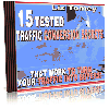 *NEW*  15 Tested Traffic Conversion Secrets - MASTER RESALE RIGHTS