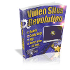 Thumbnail *ALL NEW!*  Video Sites Revolution - MASTER RESALE RIGHTS INCLUDED!