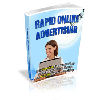 Thumbnail *ALL NEW!*  Rapid Online Advertising - MASTER RESALE RIGHTS INCLUDED!