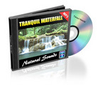 Thumbnail Natural Sounds: Tranquil Waterfall Mp3 Audio with Master Resale Rights