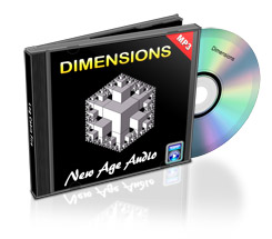 Thumbnail New Age Audio Mp3: Dimensions with Master Resale Rights