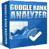 Thumbnail *ALL NEW!*  Google Rank Analyzer - MASTER RESALE RIGHTS