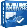 Thumbnail *ALL NEW!*  Google Rank Analyzer - MASTER RESALE RIGHTS