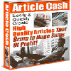 Thumbnail Article Cash Report - MASTER RESALE RIGHTS