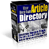 Thumbnail Article Site Directory Script Package - PRIVATE LABEL RIGHTS