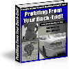 Thumbnail Profiting With Your 'Back End' - MASTER RESALE RIGHTS