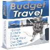 Thumbnail *ALL NEW!*  Budget Travel Guide - PRIVATE LABEL RIGHTS INCLUDED