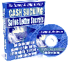 Thumbnail *BRAND NEW!*  Cash Sucking Sales Letter Secrets - MASTER RESALE RIGHTS INCLUDED!!