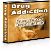 *ALL NEW!*  Drug Addiction - Stop Your Dependence - PRIVATE LABEL RIGHTS INCLUDED!